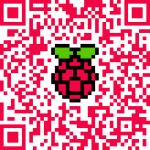 QR Raspberry Pi