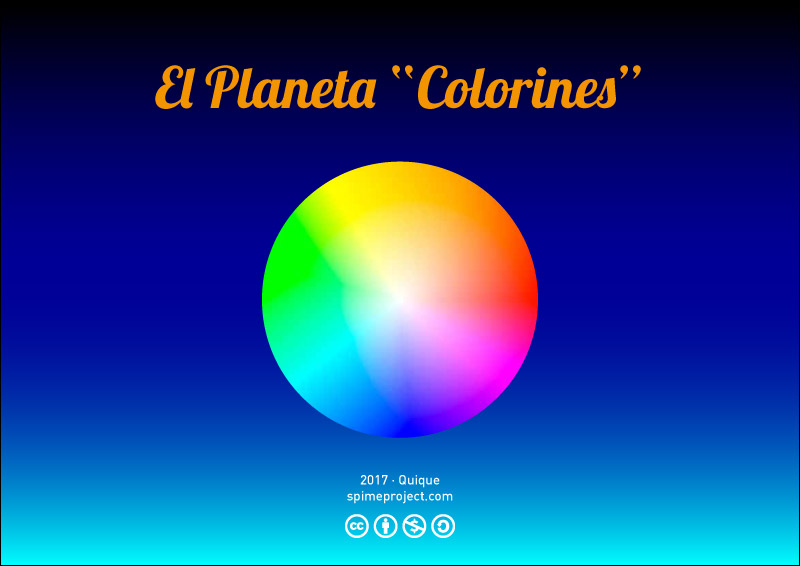 El planeta colorines