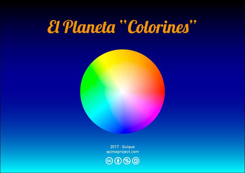 El planeta colorines